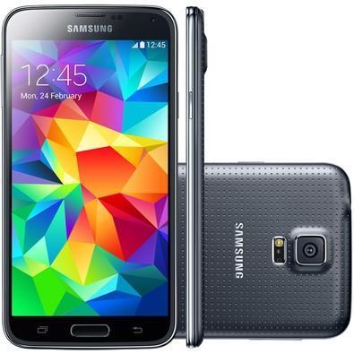 1018d86231c KaBuM! - Smartphone Samsung Galaxy S5, 16GB, 16MP, Tela 5.1´, Preto ...