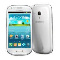 Smartphone Samsung Galaxy SIII Mini VE I8200, Processador Dual Core, Android 4.2,Tela Super Amoled 4´, 8GB, Câmera de 5MP, 3G, Desbloqueado - Branco