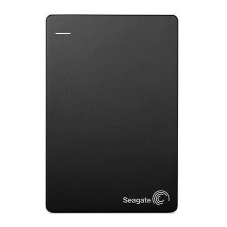 HD Seagate Externo Portátil Backup Plus Slim USB 3.0 2TB Preto - STDR2000100