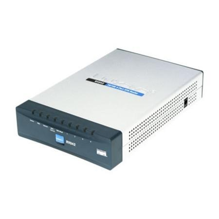 Cisco Roteador Internet Server RV042 Roteador VPN 4 RJ-45 10/100
