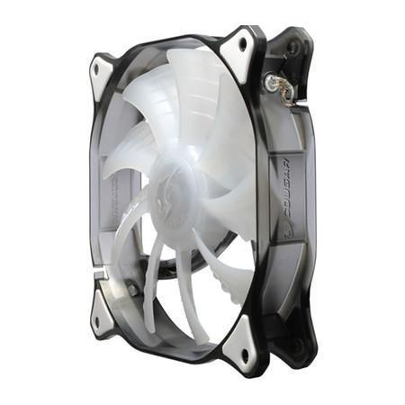 Cooler FAN Cougar Dual-X 120x120x25mm White LED CF-D12HB-W