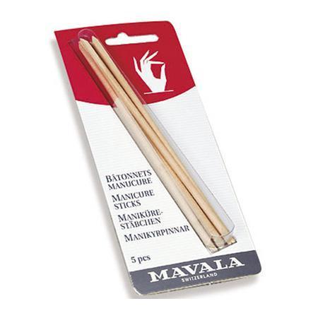 Mavala Manicure Sticks Carded 5 Peças