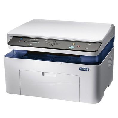 Multifuncional Xerox WorkCentre 3025, Laser, Mono, Wi-Fi, 110V - 3025BIB