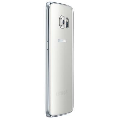 Smartphone Samsung Galaxy S6 Edge, 32GB, 16MP, Tela 5.1´, Branco - G925I
