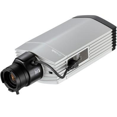 Câmera IP D-Link DCS-3112 HD 1280x720 POE, Day e Night