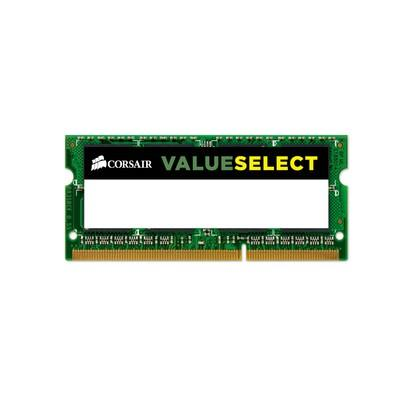 Memória Corsair Value Select 8GB 1600Mhz DDR3L p/ Notebook CL11 - CMSO8GX3M1C1600C11