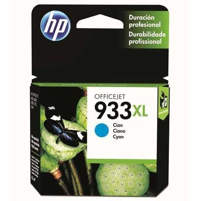 Cartucho de Tinta HP Officejet 933XL Ciano - CN054AL