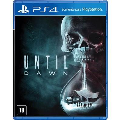 Game Until Dawn PS4