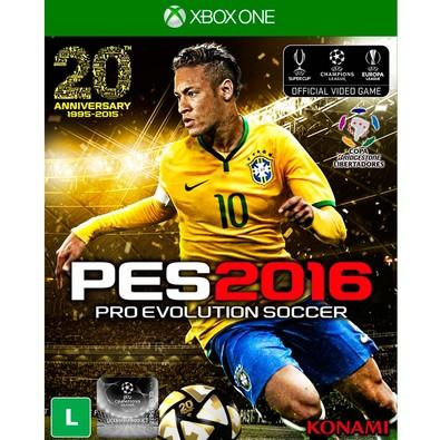 Game PES 2016 Xbox One