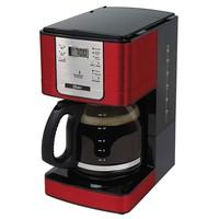 Cafeteira Programável Oster 12 xícaras 4401-220V Vermelha  BVSTDC4401RD-057