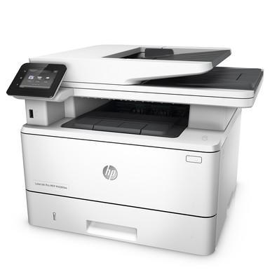 Multifuncional HP LaserJet Pro M426FDW, Laser, Mono, Wi-Fi, 110V - F6W15A