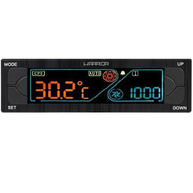Controlador de FAN Warrior com Aviso Sonoro e Alerta de Temperatura - GA147