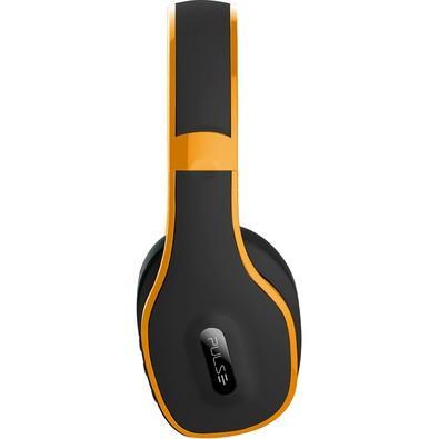 Headphone Pulse Bluetooth Amarelo - PH151