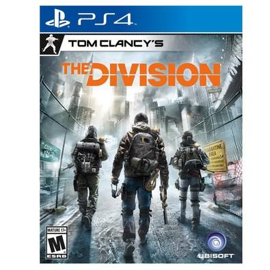 Game Tom Clancys The Division PS4