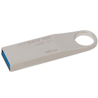 Pen Drive Kingston DataTraveler USB 3.0 16GB - DTSE9G2/16GB