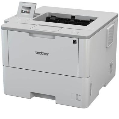 Impressora Brother Laser, Mono, Wi-Fi, 110V - HL-L6402DW