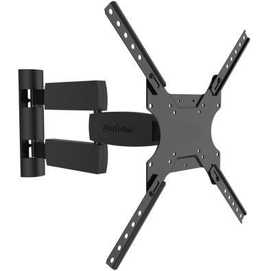 Suporte Tri-Articulado Brasforma Para Tv LCD  23 A 55  Preto - SBRP145