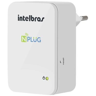 Roteador Extensor Intelbras 150 Mbps NPLUG