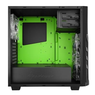Gabinete Sharkoon ATX DG7000 Green