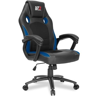 Cadeira Gamer DT3 Sports GT Black Blue 10295-7