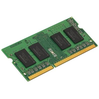 Memória Kingston 4GB, 1333MHz, DDR3, Notebook, CL9 - KCP313SS8/4