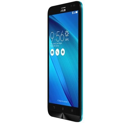 Smartphone Asus Zenfone Go Live, 16GB, 13MP, Tela 5.5´, TV Digital, Azul - ZB551KL-DTV-1D017BR