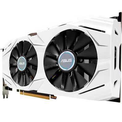 Placa de Vídeo Asus NVIDIA GeForce GTX 1060 Dual 6GB, GDDR5 - DUAL-GTX1060-O6G