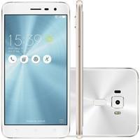 Smartphone Asus Zenfone 3 ZE520KL - 1B075BR Octa Core, Android 6, Tela 5.2´, 32GB, 16MP, 4G, Dual Chip Desbloqueado - Branco