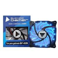 Cooler FAN Bluecase Gamer 120mm LED Azul BF-02B LED