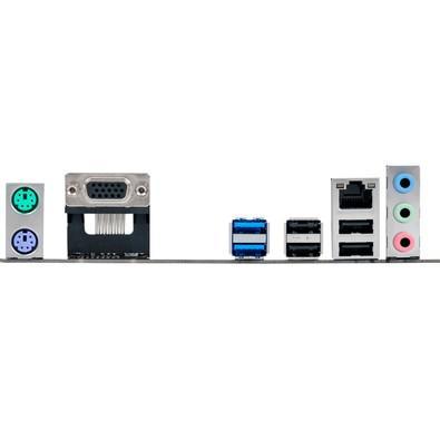 Placa-Mãe Asus H110M-CS/BR, Intel LGA 1151, mATX, DDR4