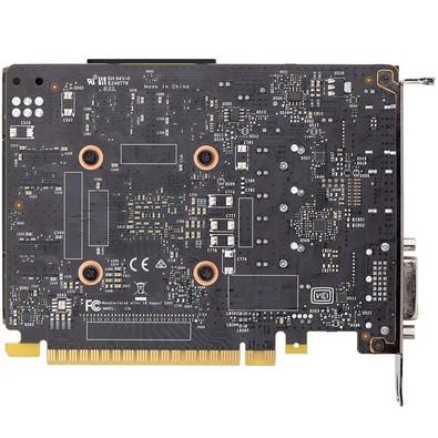 Placa de Vídeo VGA EVGA NVIDIA GeForce GTX 1050 TI Gaming 4GB GDDR5 - 04G-P4-6251-KR