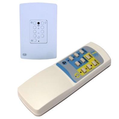 Controle Remoto para Ventilador de Teto e Lâmpada PW Placa 4X2 786 Bivolt