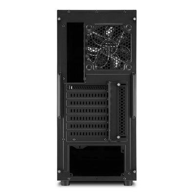 Gabinete Sharkoon ATX Lateral em Acrílico USB3.0 Len Fan S25-W ATX