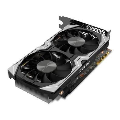 Placa de Vídeo VGA Zotac NVIDIA GeForce GTX 1070 8GB GDDR5 - ZT-P10700G-10M
