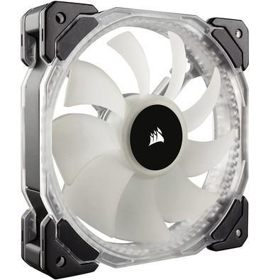 Cooler FAN Corsair HD120 120MM Pack com 3 Unidades LED com Controlar CO-9050067