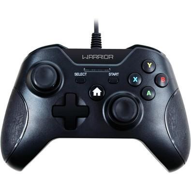 Controle Warrior Xbox One Preto - JS078