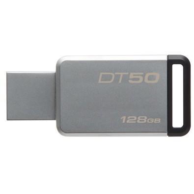 Pen Drive Kingston DataTraveler USB 3.1 128GB - DT50/128GB - Preto
