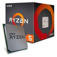 Processador AMD Ryzen 5 1600, Cooler Wraith Spire,..