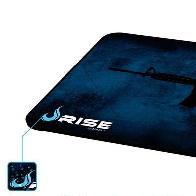 Mousepad Gamer Rise Mode M4A1, Speed, Grande (420x290mm) - RG-MP-05-M4A