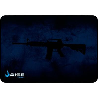 Mousepad Gamer Rise Mode M4A1, Speed, Grande (420x290mm) - RG-MP-05-M4A