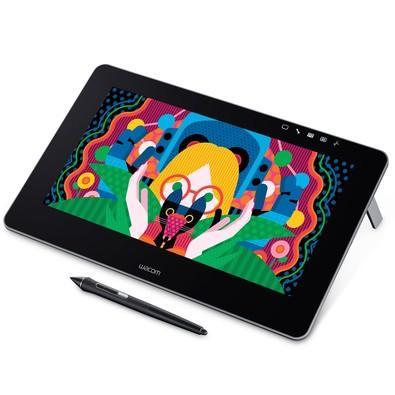 Mesa Interativa Wacom Cintiq 13 FHD Pen & Touch - DTH1320K1