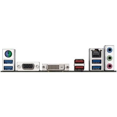 Placa-Mãe Gigabyte GA-AB350M-DS2, AMD AM4, mATX, DDR4