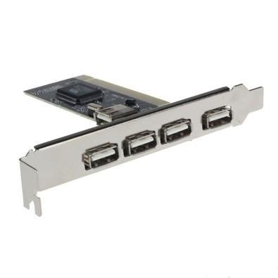 Placa PCI MD.9 C/ 4 USB 2.0 4398