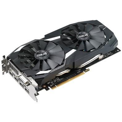 Placa de Vídeo Asus AMD Radeon RX 580 OC 8GB, GDDR5 - DUAL-RX580-O8G
