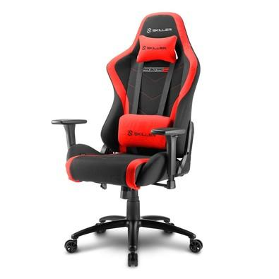 Cadeira Gamer Sharkoon Shark Skiller SGS2 Black Red