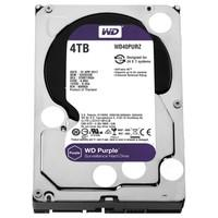HD WD SATA 3,5´ Purple Surveillance 4TB IntelliPower 64MB Cache SATA 6.0Gb/s - WD40PURZ