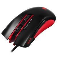 Mouse C3 Tech Gamer Stellers 3200DPI com Iluminação Preto MG-200BRD