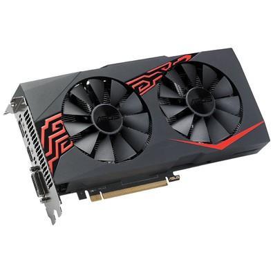 Placa de Video VGA Asus AMD Radeon RX 570 4GB Expedition OC Edition GDDR5 256Bits - EX-RX570-O4G