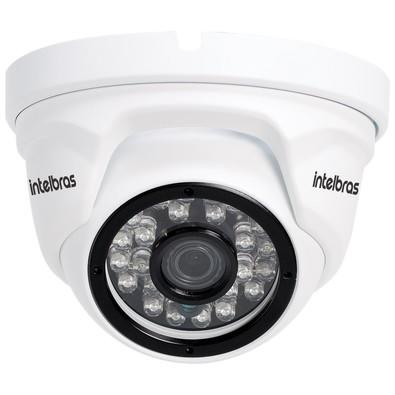 Câmera Mini Dome IP Intelbras G2 VIP 1220 D FULL HD 2,8MM 2MP 4564014 / 4564021
