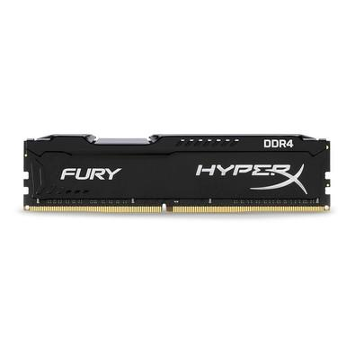 Memória HyperX Fury, 8GB, 2666MHz, DDR4, CL16, Preto - HX426C16FB2/8